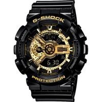 卡西欧男gshock黑金官方旗舰店手表质量好不好