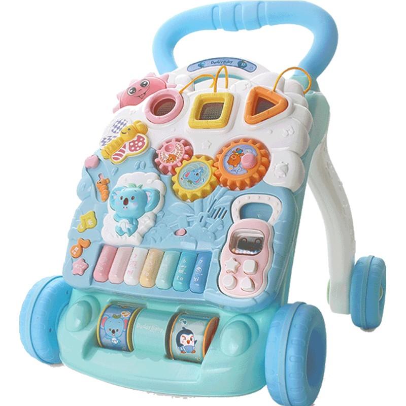 优乐恩学步车宝宝学走路助步玩具车怎么样