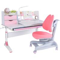 宜视力学习桌升降书柜组合写字桌椅评价如何?