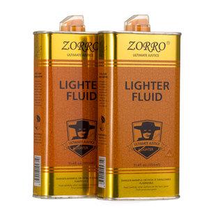 清香型zorro佐罗打火机送打火机油