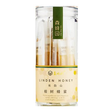 森蜂园长白山椴树(15gx15条)蜂蜜