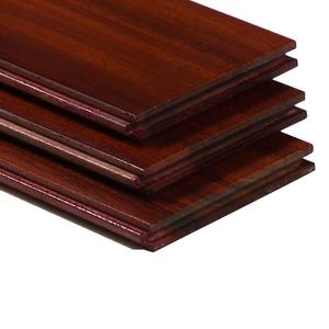 思柏雅木质地板实木非洲18mm圆盘豆