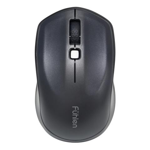 富勒 M80 无线鼠标男女生静音鼠标 台式机笔记本电脑游戏办公鼠标