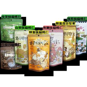 韩国进口汤姆农场蜂蜜黄油焦糖坚果