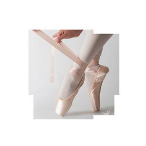 北舞足尖鞋脚尖芭蕾舞儿童芭蕾舞鞋