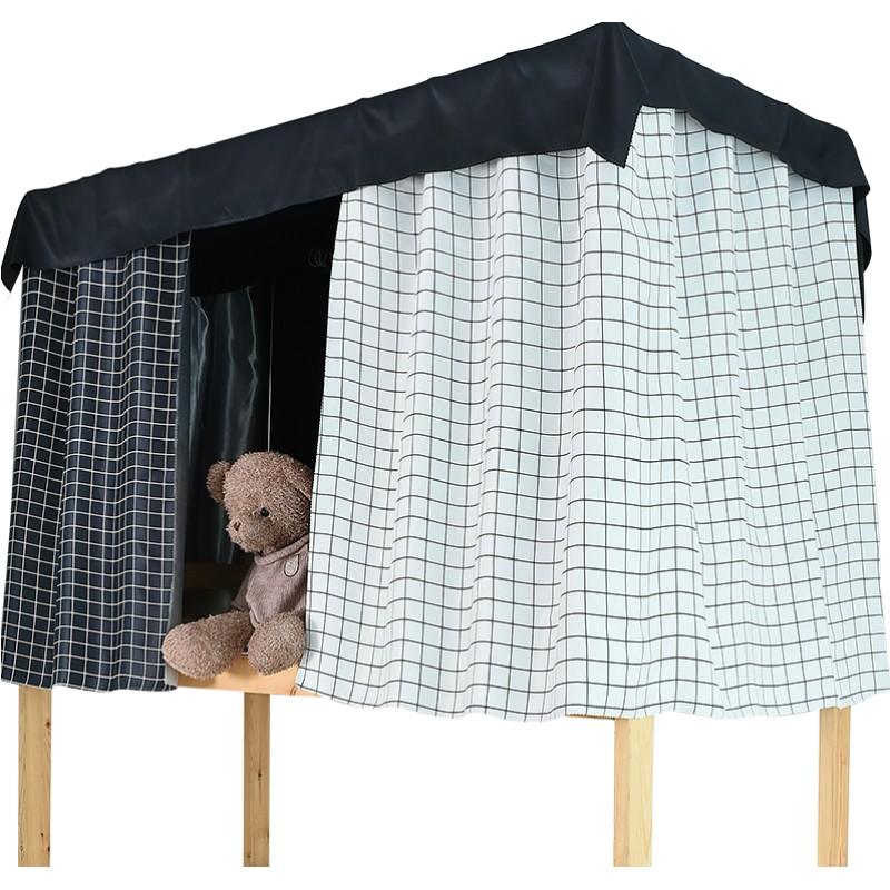 富惠妮北欧风学生宿舍神器遮光床帘好用吗