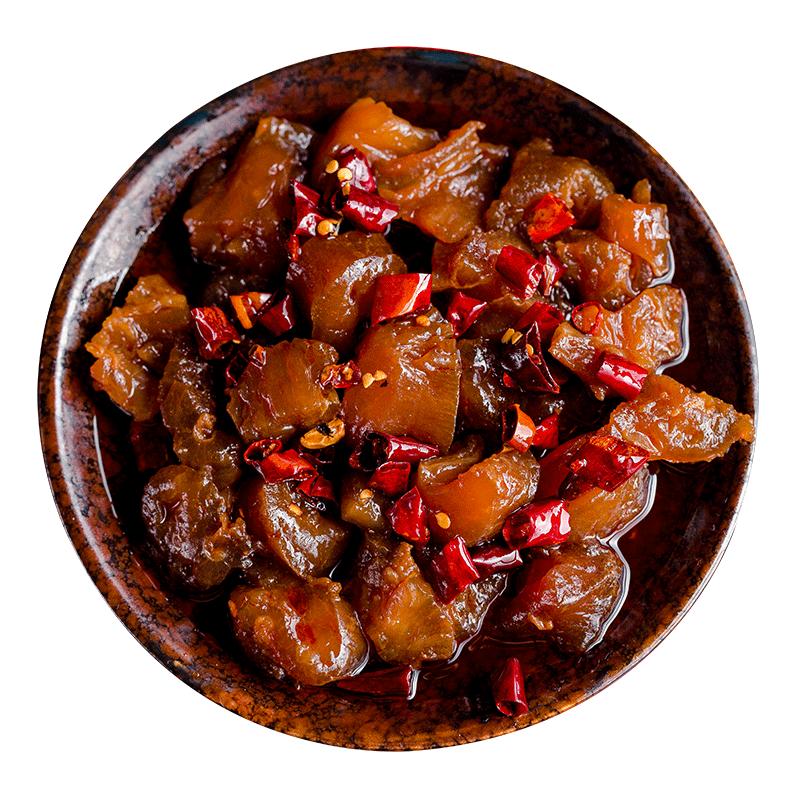 佐冷馋麻辣牛蹄筋熟食休闲零食卤肉
