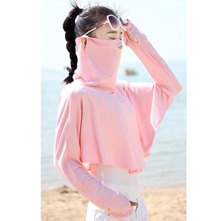2019夏季新款骑车防紫外线防晒衣