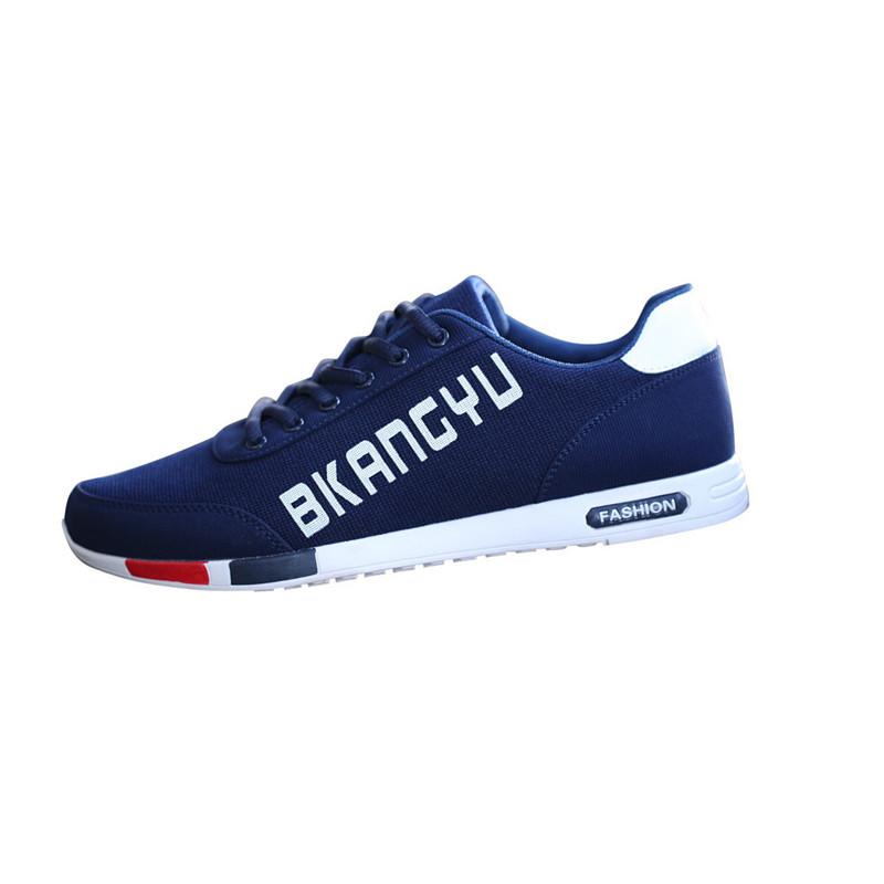 老北京布鞋男鞋夏季新款低帮休闲鞋防臭透气帆布鞋韩版板鞋运动鞋
