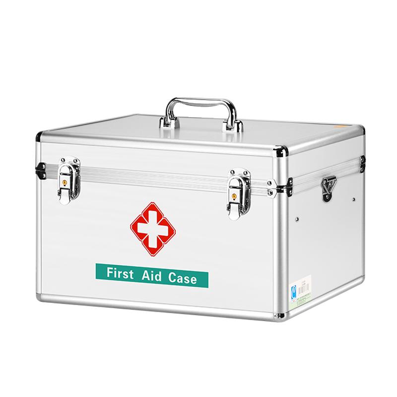 家庭藥箱家用收納盒特大全套急救箱醫用醫療箱套裝家庭用醫藥箱