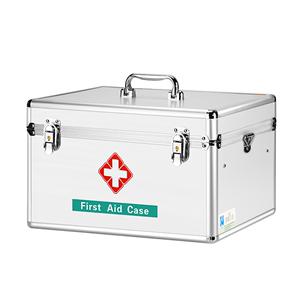 家庭药箱家用收纳盒特大全套急救箱