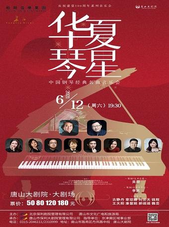 2021华夏琴星唐山音乐会