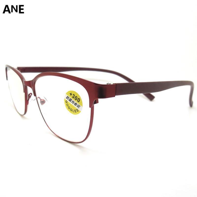 ANeメガネ防ブルーレイ老眼鏡老眼鏡老眼鏡読書事務室男女用老眼鏡9862