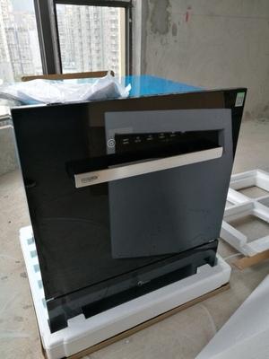 Re:体验参考点击美的WQP8-W3908T-CN洗碗机怎么样,说说使用美的WQP8-W3908T-CN好用 ..