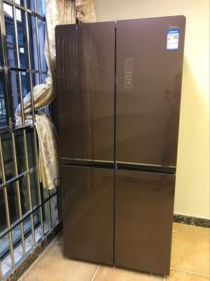 你们使用Midea-美的 BCD-476WGPM(E)十字四门电冰箱怎么样,评测值得买了吗