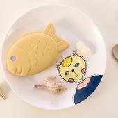 日本鲷鱼烧充电宝12000mAh创意可爱迷你卡通移动电源苹果安卓通用