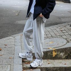 2020新款男士收脚运动韩版宽松卫裤