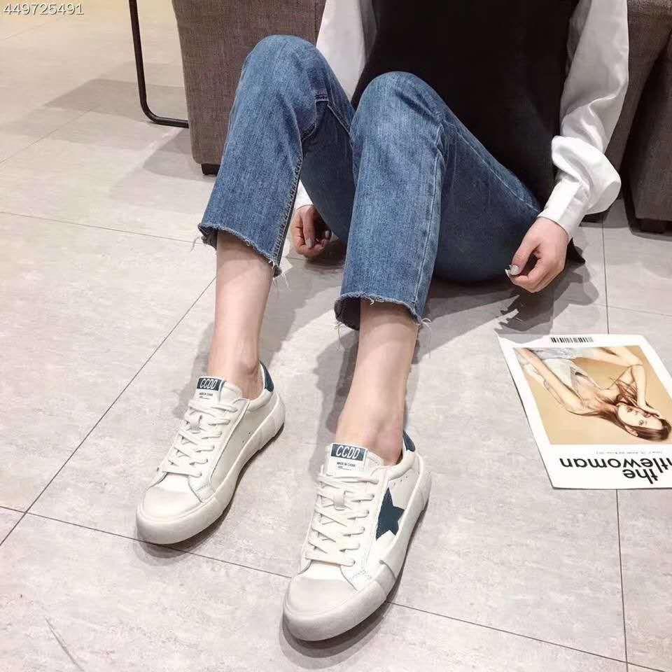 休闲女鞋 头层牛皮 底厚2cm 头层猪皮内里垫脚 5501-3
