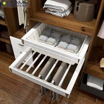 折叠隐形桌五金配件欧莫隐形折叠桌五金配件可伸缩功能餐桌