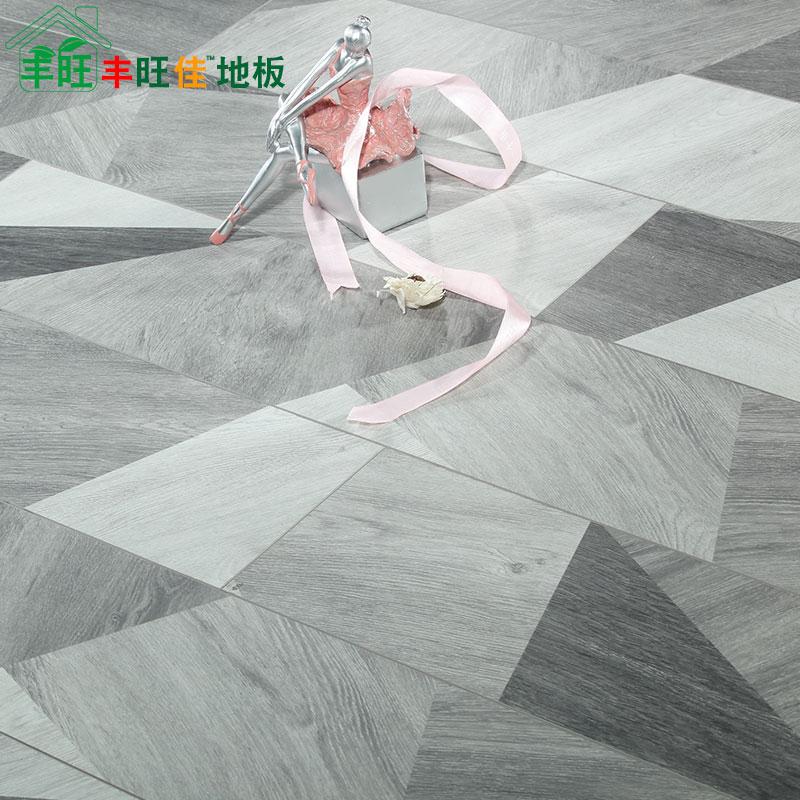 Серый деревянный панель Усиленный композитный стиль нордического стиля водонепроницаемый личность винтаж Бытовая заводская розетка 12 мм