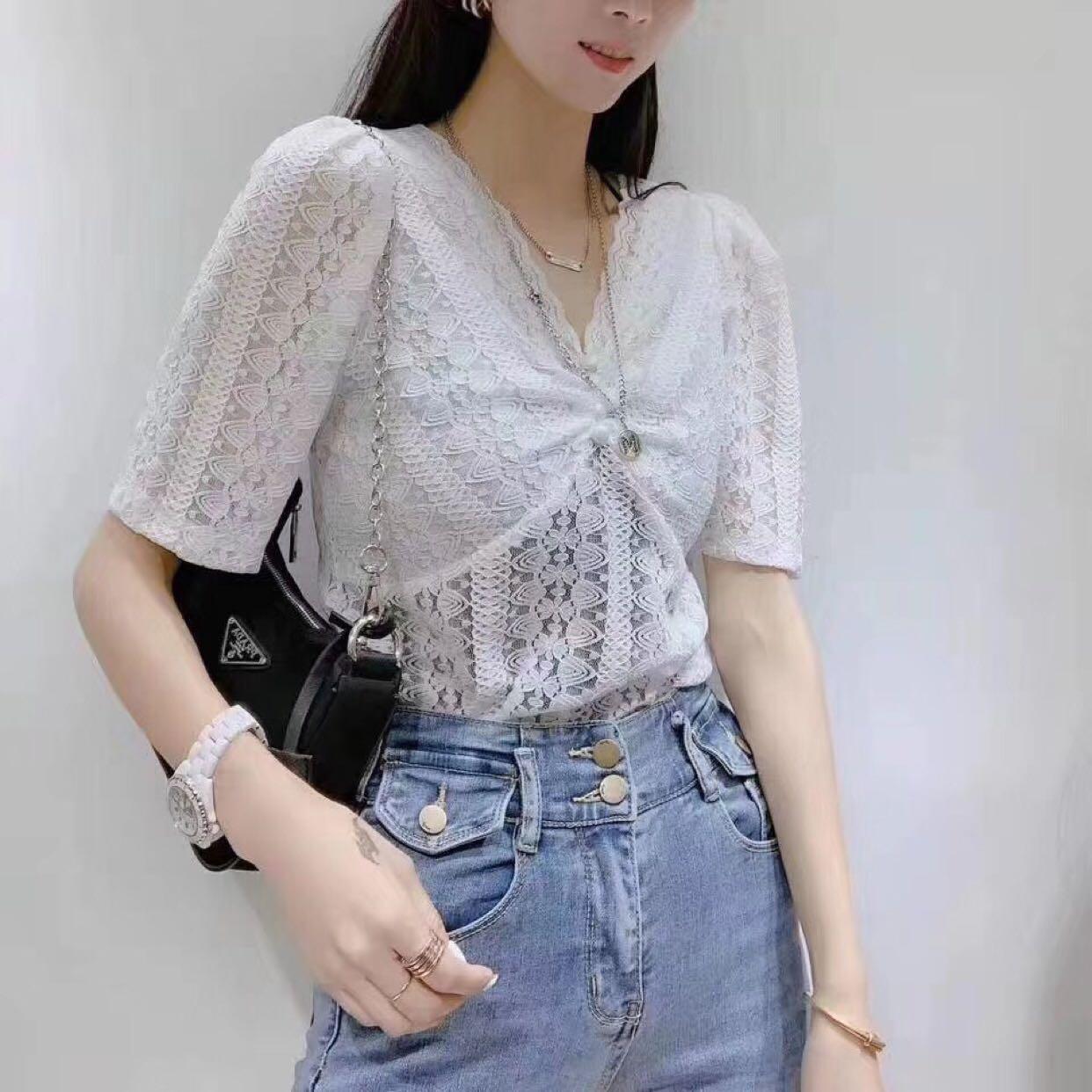 Gula girls dress lace top T-shirt