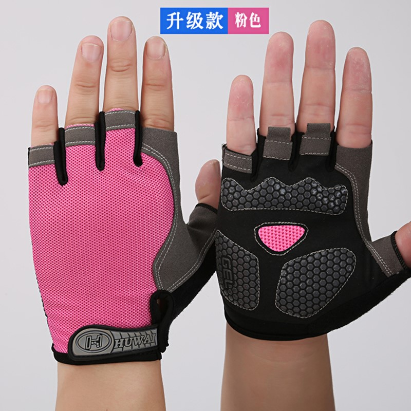 Driving summer motorcycle gloves male riding motorcycle five finger retro cross country bicycle waterproof Half Finger thunderbolt