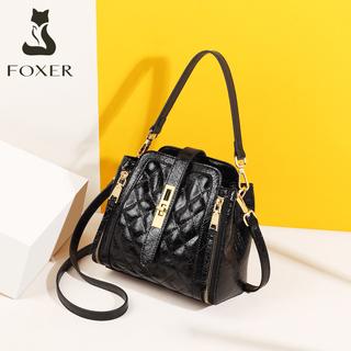 奢侈品女包2020新款品牌真皮包包潮流小ck春夏款水桶包百搭斜挎包