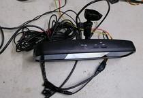 卡8G小艾导航内置高德电子狗多功能后视镜导航凌途行车记录仪