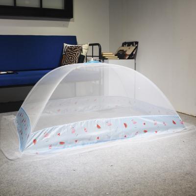 Без установки ребенок комар крышка сетка от комаров бездонный складные зонт крышка стиль кровать для младенца ребенок ребенок детский сад зерна счет