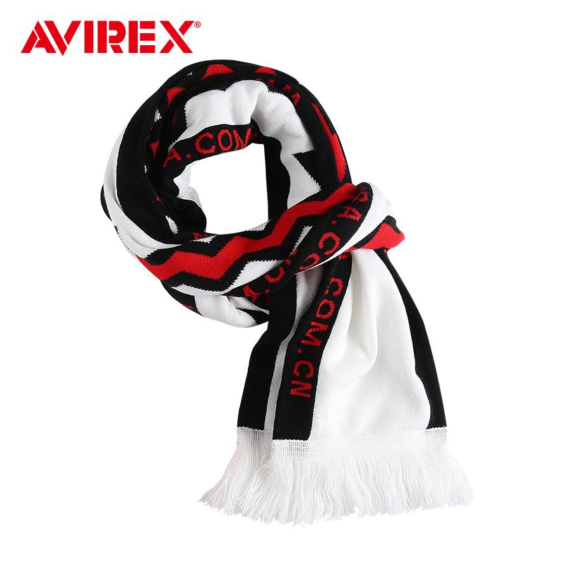 AVIREX JS RED ARROW STOLE-江山绿牡丹(avirex旗舰店仅售320元)