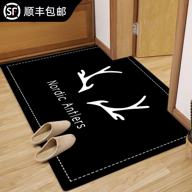 地毯门垫进门地垫家用脚垫门口入户门垫子厨房门毯进户门厅踩脚垫