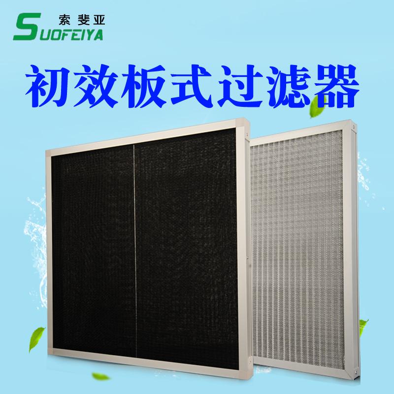 尼龙网、金属网过滤器 初中效空气过滤器 板式可清洗空调过滤网