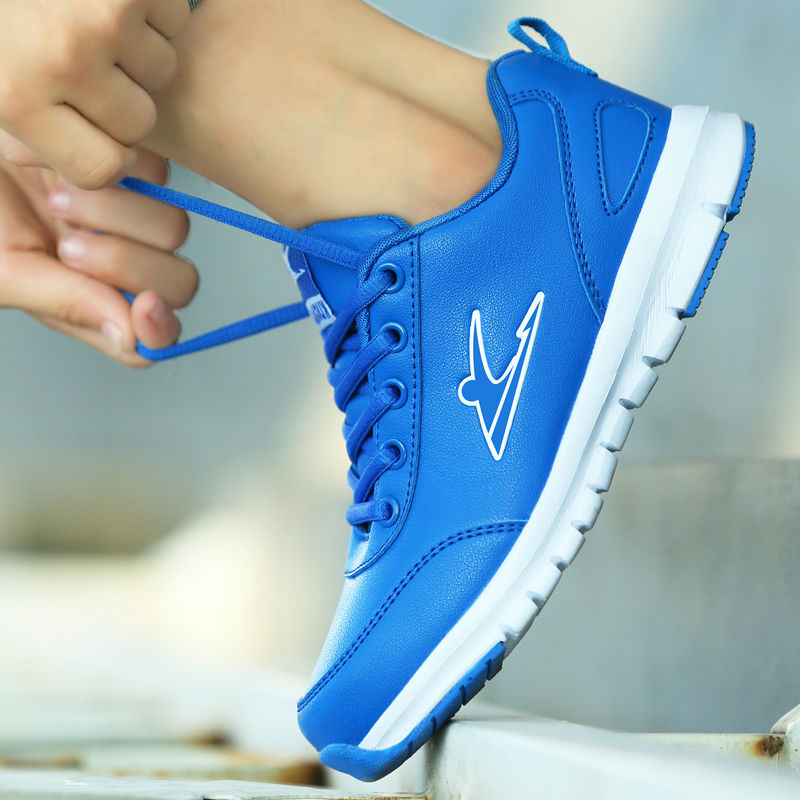 Childrens shoes middle school boys shoes spring and autumn 13 running primary school students 7 breathable 9 sports shoes 8 tie shoelaces 12-15 years old
