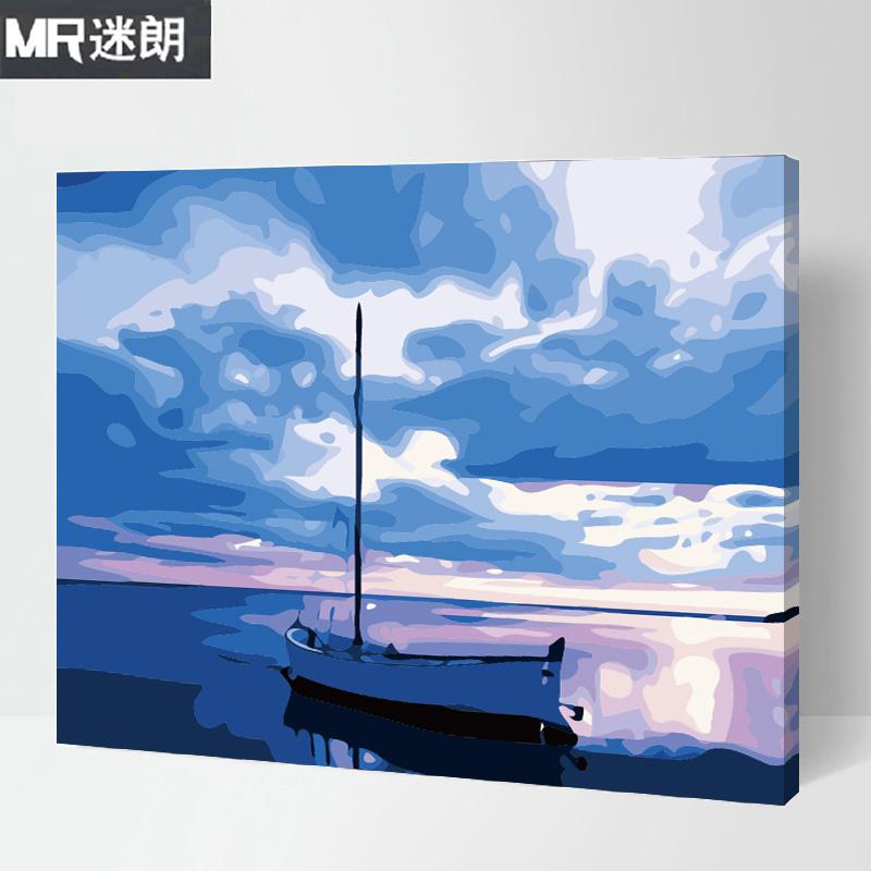 自己画油画价格贵吗