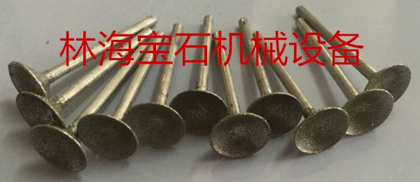 Jade carving tools q-pin concave nail jade agate jade amber and other special carving tools