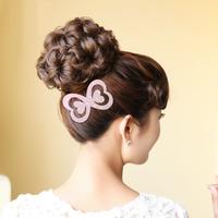 Япония и Южная Корея Головной убор Velcro Sticky Hair Liu Haitie Исправлено Сломанные волосы Сообщение Мультфильм Magic Sticker корейская версия