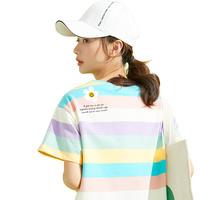 米子旗小雏菊短款宽松短袖新款t恤评价如何