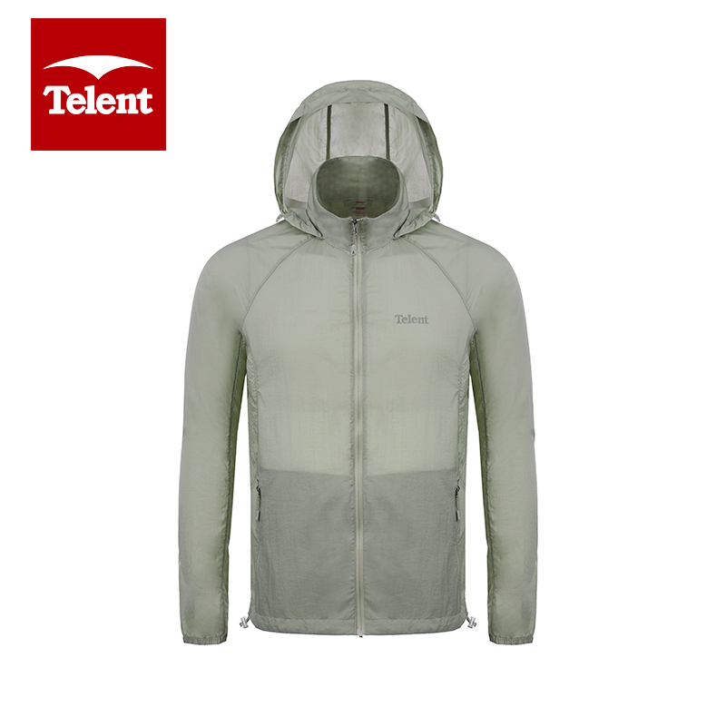 Tianluntian outdoor skin clothes spring and summer light mens sunscreen clothes quick drying waterproof skin windbreaker breathable 561804