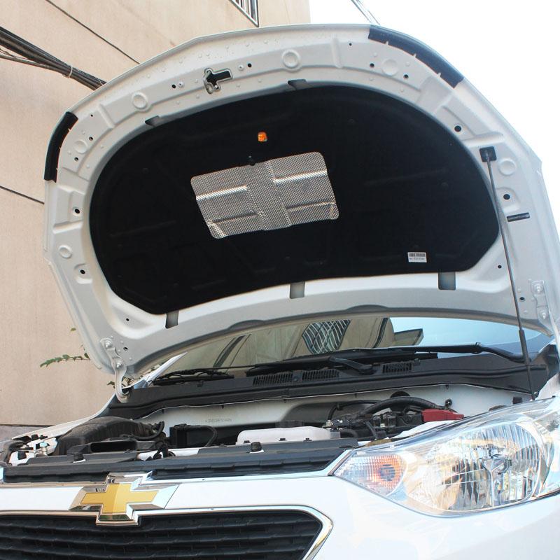 新賽歐3隔音棉發動機蓋阻燃雪佛蘭賽歐隔熱棉引擎蓋改裝飾包郵