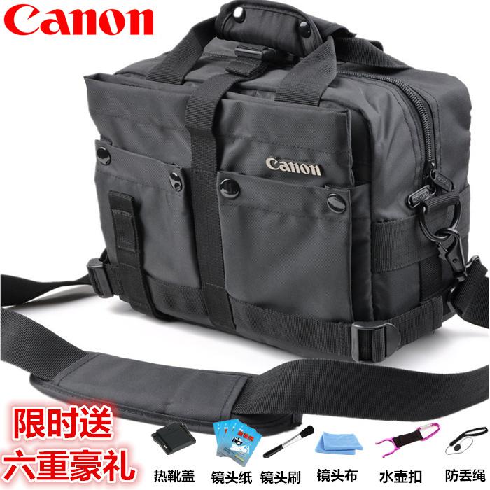 佳能单反相机包700d 750d 60d 70d 80d 6d 7d 5d3 5d4单肩摄影包