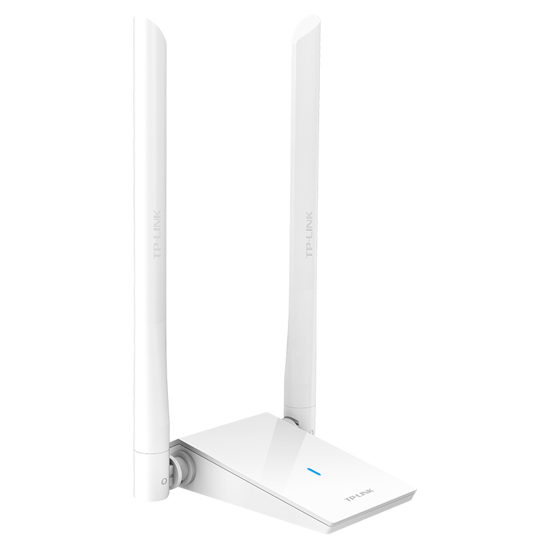 TP-LINK usb无线网卡免驱台式机笔记本wifi发射接收器TL-WDN6200H