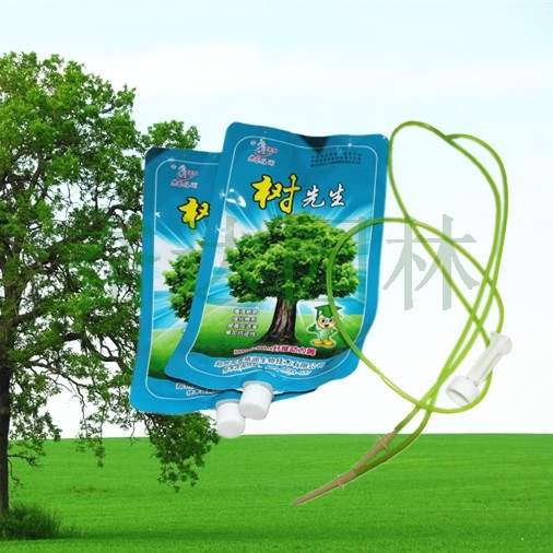 Mr. lauengerunshu special infusion bag 1100ml + infusion tube big tree transplanting hanging bag empty infusion bag
