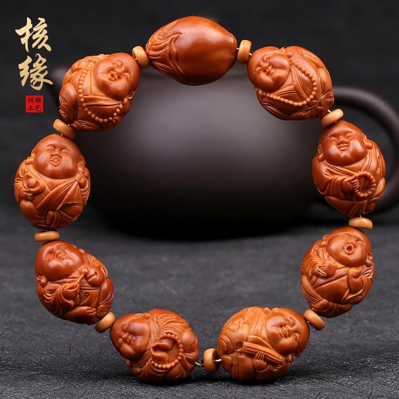 Разные сувениры из косточек фруктов Артикул 597375158956