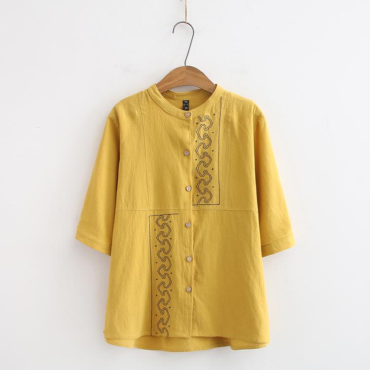 券后59.00元妈妈装套装2019新款夏装t恤衬衫