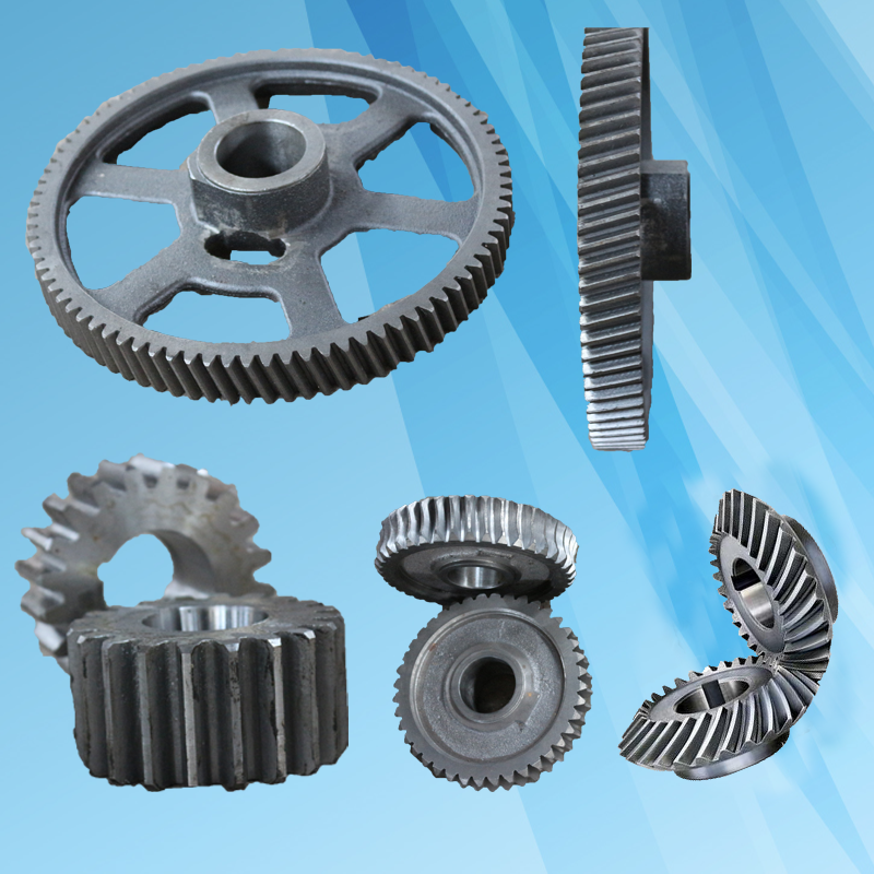 齿轮配件diy 机械齿轮配件大全齿轮定做加工变速箱锥齿轮齿条链轮