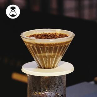 泰摩 玻璃冰瞳 手冲咖啡滴滤杯 家用咖啡壶 咖啡器具套装过滤器品牌