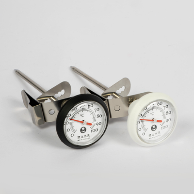 TIMEMORE TIMEMORE Manually brewed coffee thermometer, milk, coffee garland use, pen type can be clamped pointer