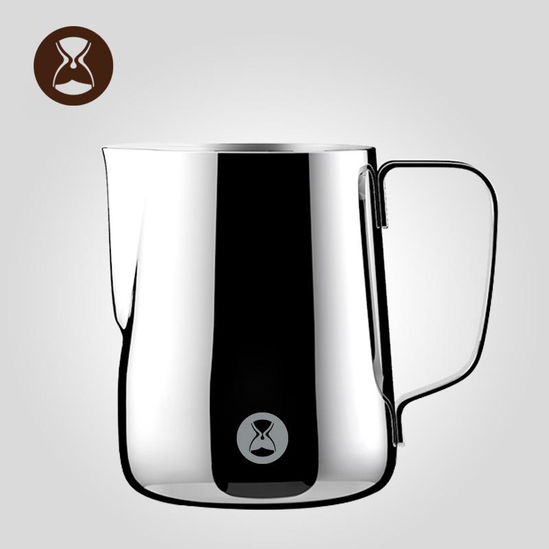 11-08新券泰摩尖嘴拉花杯加厚咖啡器具拉花缸
