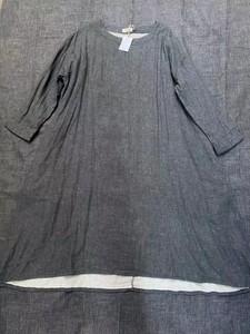舒适日系贵牌2021春季新款宽松全棉连衣裙女款