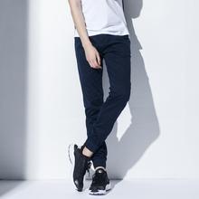 2017秋冬男裤修身休闲紧身四季男士裤子男生简约商务青年男裤 P75